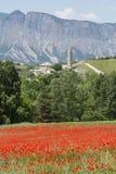 Λα Breole (Haute Provence) Στοκ εικόνα με δικαίωμα ελεύθερης χρήσης