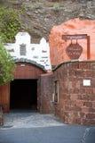 Λα Cilla Mirador εστιατορίων στοκ εικόνες με δικαίωμα ελεύθερης χρήσης