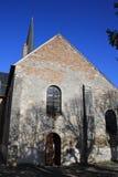 Λα Ferté Άγιος Aubin, Γαλλία Στοκ εικόνα με δικαίωμα ελεύθερης χρήσης