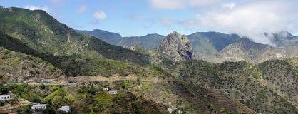 Λα Gomera - Roque EL Cano Στοκ Εικόνες