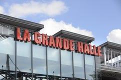Λα Grande Halle Στοκ Εικόνα