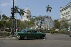 Λα Havanna κέντρο στοκ εικόνες