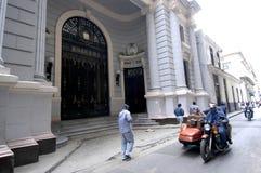 Λα Havanna, Κούβα στοκ φωτογραφίες