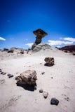 Λα luna valle de στοκ φωτογραφία