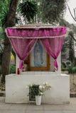 Λα Lupita αδύτων της Virgin στο Μεξικό στοκ εικόνα