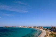Λα Manga del Mar Menor Στοκ φωτογραφία με δικαίωμα ελεύθερης χρήσης