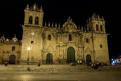 Λα Merced, Plaza de Armas σε Cusco, Περού Iglesia Στοκ Φωτογραφίες