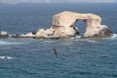 Λα Portada, αψίδα πετρών σε Antofagasta, Χιλή Στοκ φωτογραφία με δικαίωμα ελεύθερης χρήσης