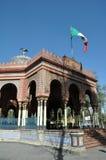 Λα Ribera, Πόλη του Μεξικού Morisco de Σάντα Μαρία Kiosco Στοκ εικόνα με δικαίωμα ελεύθερης χρήσης