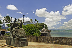 Λα Rogativa Juan παλαιό Πουέρτο Ρίκο SAN Στοκ φωτογραφίες με δικαίωμα ελεύθερης χρήσης