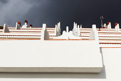 Λα San Sebastian de gomera Στοκ Εικόνες