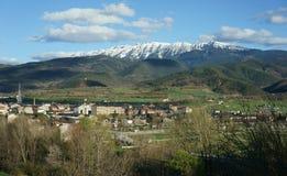 Λα Seu d'Urgell Στοκ Φωτογραφία