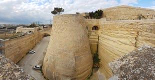 Λα Valletta Μάλτα Στοκ Φωτογραφίες