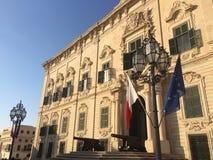 Λα Valletta στοκ εικόνες