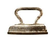 λείανση σιδήρου Στοκ φωτογραφία με δικαίωμα ελεύθερης χρήσης