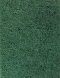 λειαντικό πράσινο μαξιλάρ&iot Στοκ φωτογραφίες με δικαίωμα ελεύθερης χρήσης