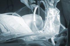 Λειτουργία νοσοκομείων χειρουργικών επεμβάσεων γονάτων Στοκ Εικόνα