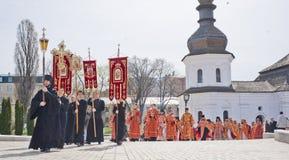 Λειτουργία στον καθεδρικό ναό του ST Michael Στοκ φωτογραφία με δικαίωμα ελεύθερης χρήσης