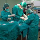 Λειτουργία χειρουργικών επεμβάσεων Στοκ φωτογραφία με δικαίωμα ελεύθερης χρήσης