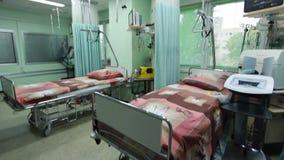 Λειτουργούν δωμάτιο για κοιλιακό laparoscopy απόθεμα βίντεο