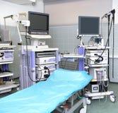 λειτουργούν δωμάτιο νοσοκομείων Στοκ εικόνα με δικαίωμα ελεύθερης χρήσης