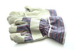 Λειτουργώντας γάντια από το δέρμα στοκ φωτογραφία με δικαίωμα ελεύθερης χρήσης