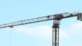 Λειτουργώντας γερανοί πύργων, κτήρια φιλμ μικρού μήκους