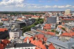 Λειψία, Γερμανία στοκ φωτογραφίες με δικαίωμα ελεύθερης χρήσης