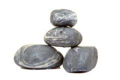 λειωμένοι βράχοι λάβας Στοκ Εικόνες