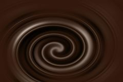 Λειωμένο σχέδιο υποβάθρου σοκολάτας Στοκ εικόνα με δικαίωμα ελεύθερης χρήσης