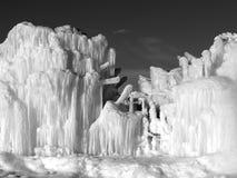 Λειώνοντας πάγος Στοκ εικόνα με δικαίωμα ελεύθερης χρήσης
