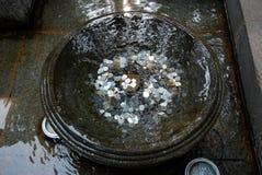 Λεκάνη πλυσίματος Στοκ Φωτογραφίες
