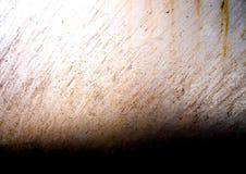 Λεκές λάσπης στην πλευρά του αυτοκινήτου Στοκ εικόνες με δικαίωμα ελεύθερης χρήσης
