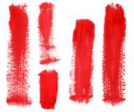 λεκές χρωμάτων Στοκ εικόνες με δικαίωμα ελεύθερης χρήσης