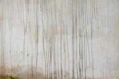 Λεκέδες νερού στον τοίχο Στοκ εικόνα με δικαίωμα ελεύθερης χρήσης