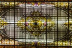 Λεκιασμένο γυαλί Μπουένος Άιρες Στοκ φωτογραφίες με δικαίωμα ελεύθερης χρήσης