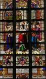 Λεκιασμένο γυαλί - Margaret της Υόρκης Στοκ Εικόνες