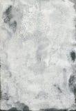 Λεκιασμένο παλαιό έγγραφο watercolor Στοκ φωτογραφίες με δικαίωμα ελεύθερης χρήσης