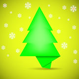 λεκτικό δέντρο μορφής Χρι&sigm Στοκ Εικόνες