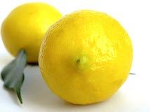 λεμόνια καρπού Στοκ φωτογραφία με δικαίωμα ελεύθερης χρήσης