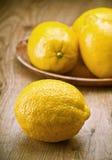 λεμόνια Στοκ Φωτογραφία