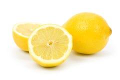 λεμόνια Στοκ εικόνες με δικαίωμα ελεύθερης χρήσης