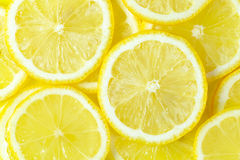 Λεμόνια Στοκ εικόνα με δικαίωμα ελεύθερης χρήσης