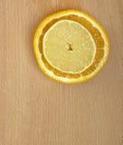 Λεμόνι και πορτοκάλι Στοκ Φωτογραφίες