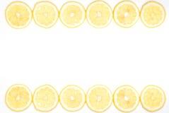 λεμόνι πλαισίων Στοκ Φωτογραφίες