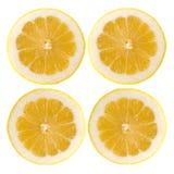 λεμόνι τεσσάρων φρέσκο μι&sigma Στοκ εικόνα με δικαίωμα ελεύθερης χρήσης
