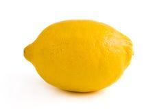 λεμόνι 02 - κίτρινο Στοκ Φωτογραφία