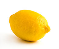 λεμόνι 04 - κίτρινο Στοκ εικόνα με δικαίωμα ελεύθερης χρήσης
