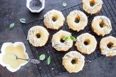 Λεμόνι donuts στοκ φωτογραφία με δικαίωμα ελεύθερης χρήσης