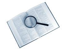 Λεξικό Στοκ Εικόνες